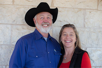 Kim and Monty Samson - Owners of Silver Spur Trade Shows