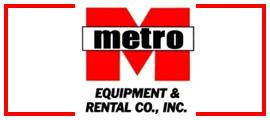 Metro Equipment & Rental