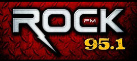 Sponsored by Rock 95.1 Radio Station
