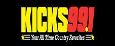 Sponsored by Kicks 99.1 Radio Station