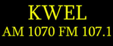 Sponsored by KWEL 1070 Radio Station