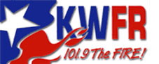 Sponsored by KWFR 101 Radio Station